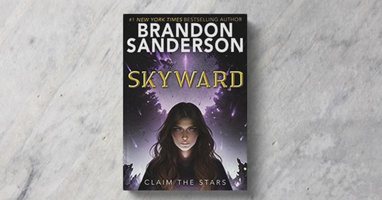 Skyward by Brandon Sanderson Book Review