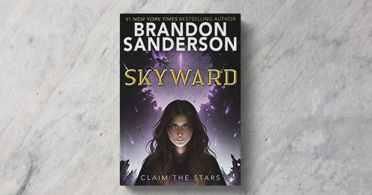 Skyward by Brandon Sanderson Book Review