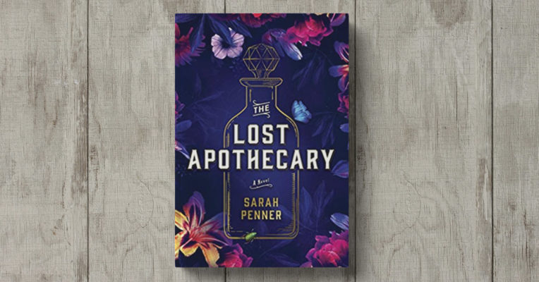 The Lost Apothecary Book Review