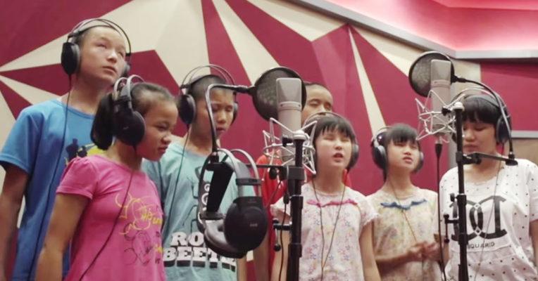 Bringing Kids to a Recording Studio