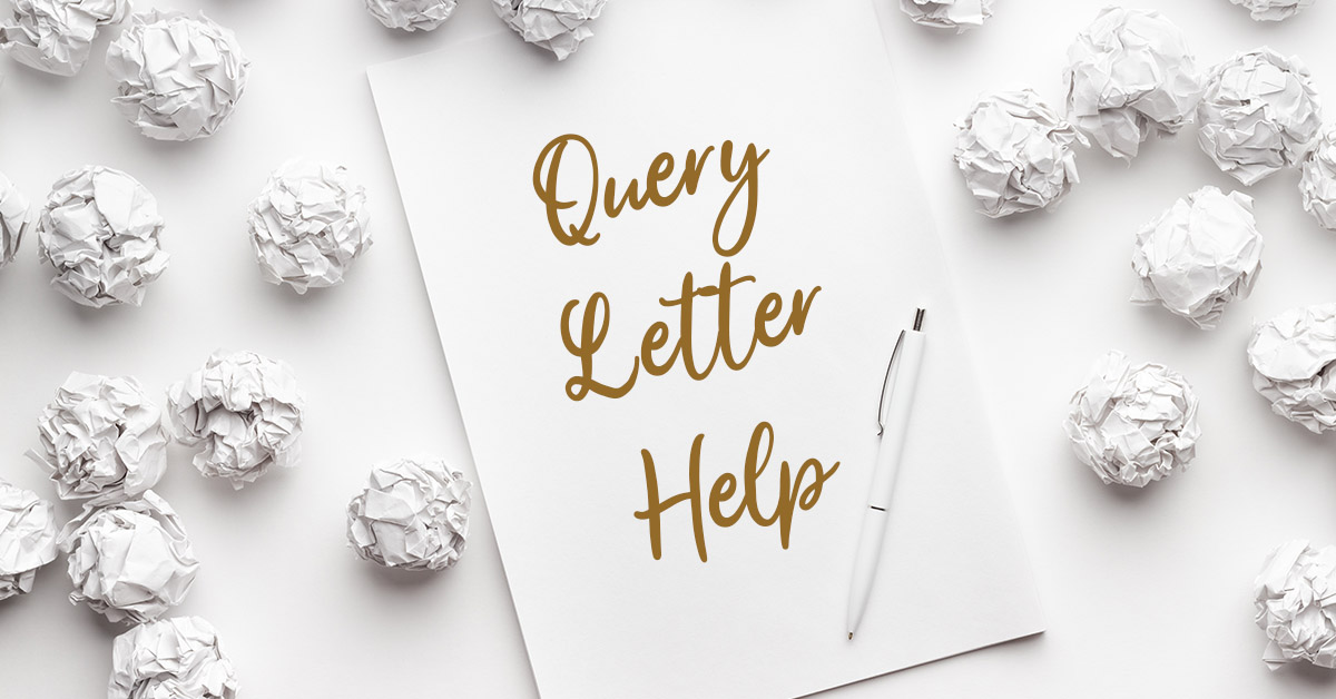 Query Letter Help