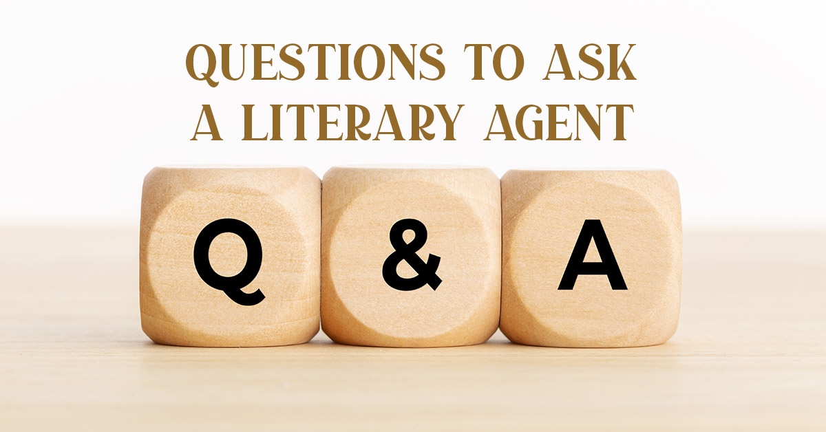 questions to ask a literary agent
